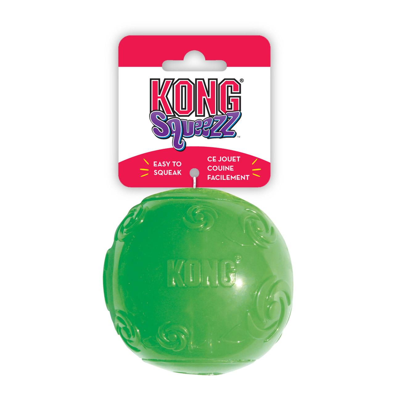 KONG Squeezz Ball Hundespielzeug, Bild 4