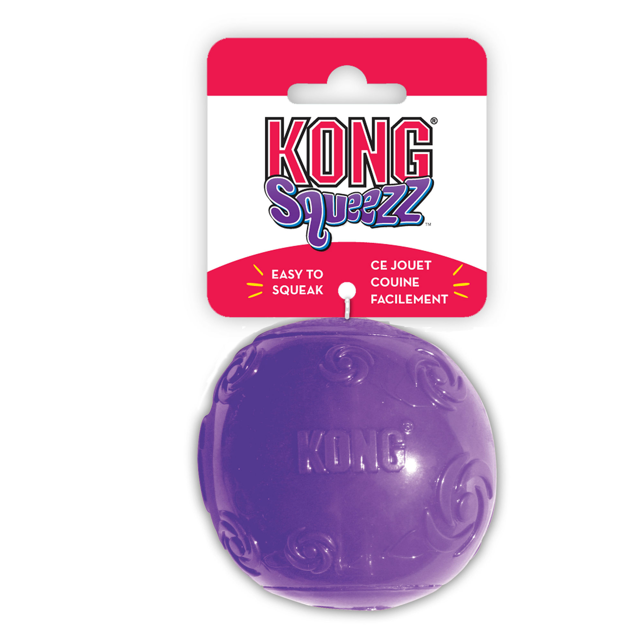 KONG Squeezz Ball Hundespielzeug, Bild 5