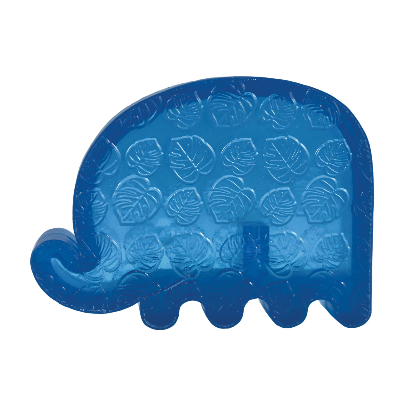 Hundespielzeug KONG Squeezz ZOO, Elefant, small, 9 cm