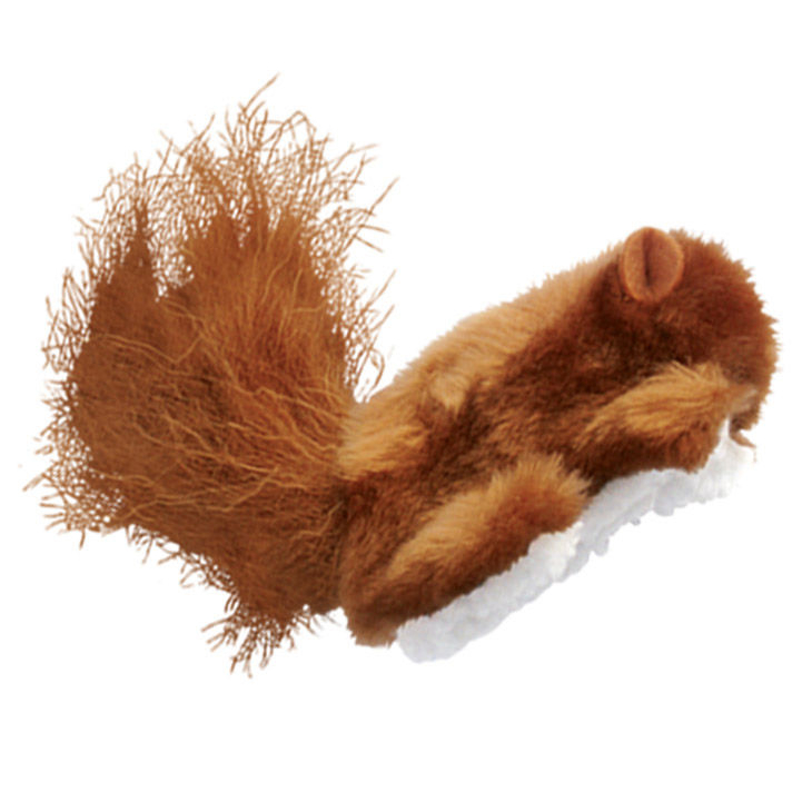 KONG Katzenspielzeug Eichhörnchen mit Katzenminze Preview Image