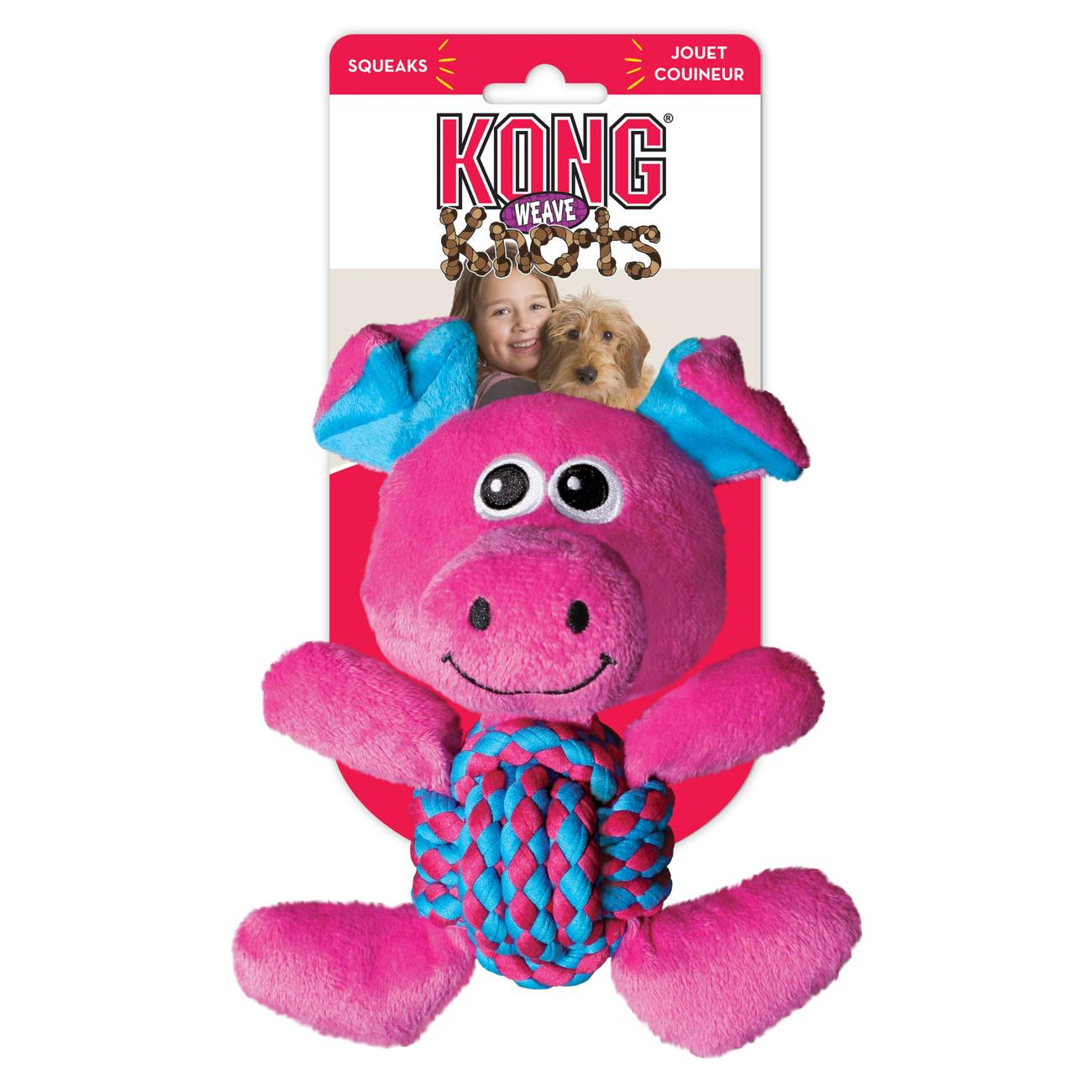 KONG Weave Knots Hundespielzeug, Bild 3