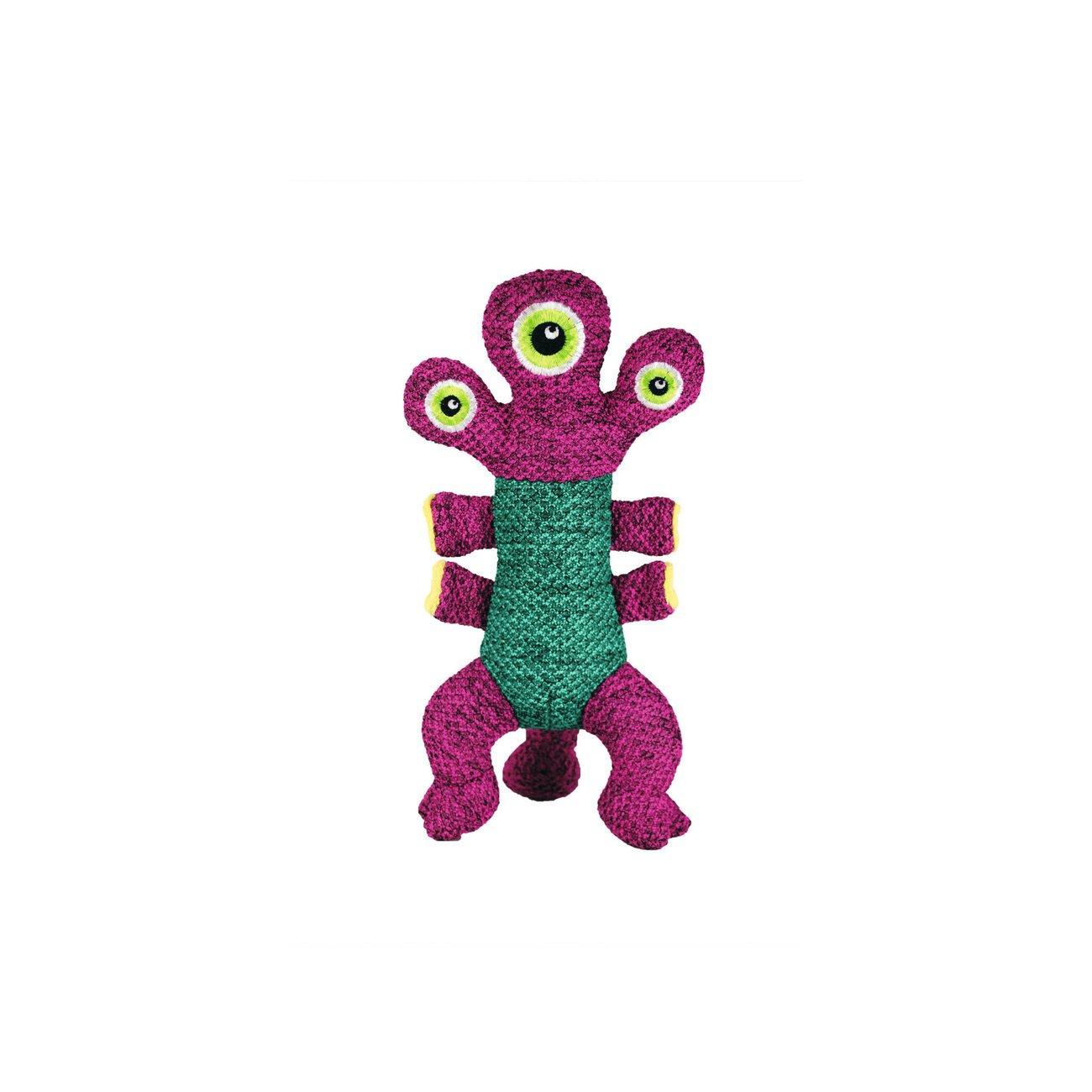 KONG Woozles, pink, 28 cm