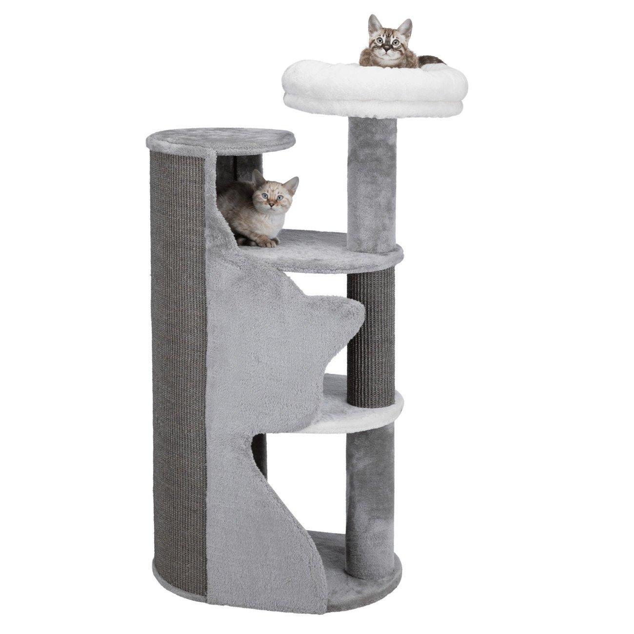 TRIXIE Kratzbaum Abele mit Katzensilhouette 44438, Bild 3