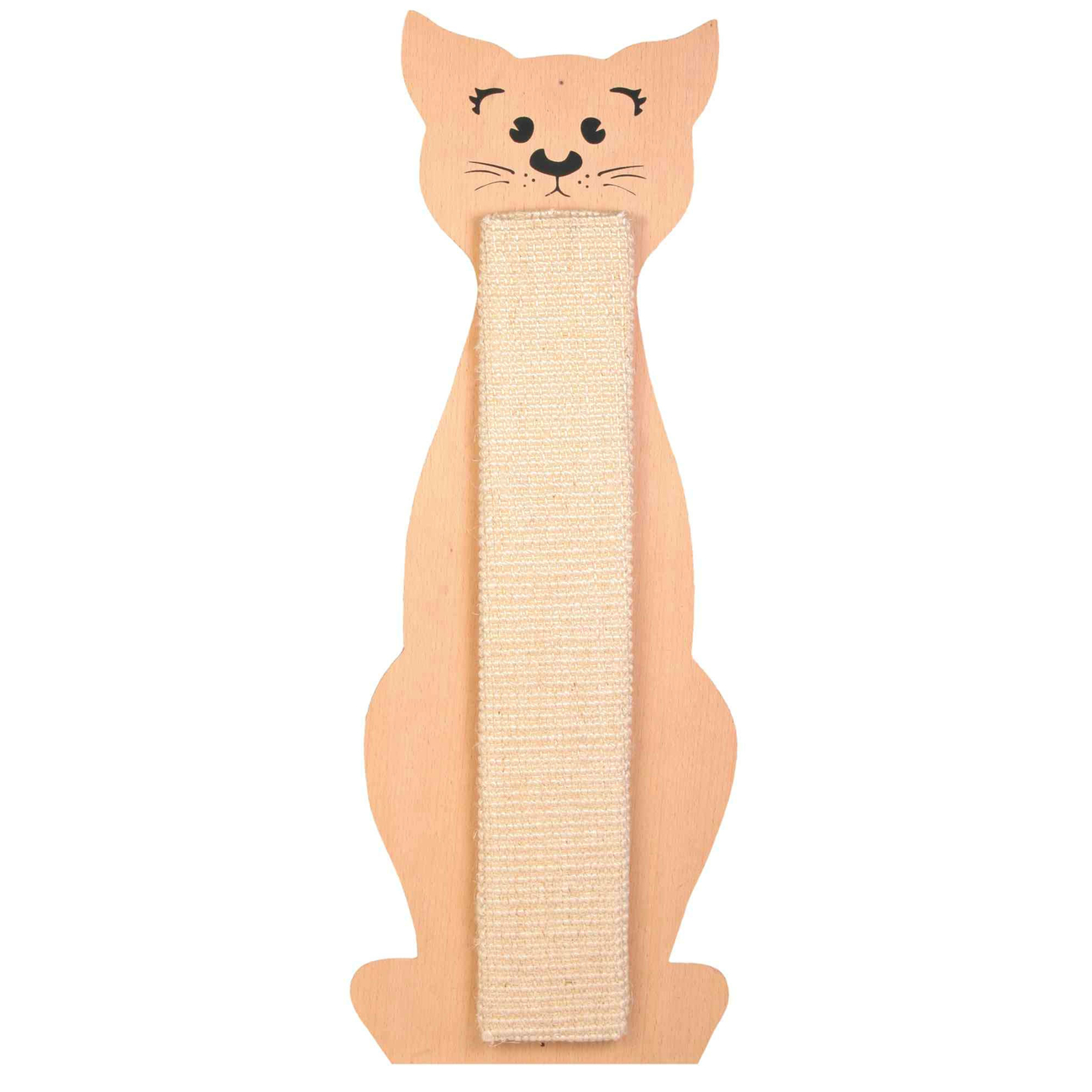 TRIXIE Kratzbrett Katze Sisal 43161