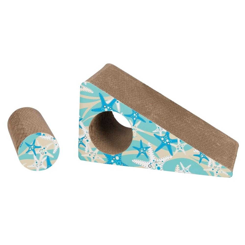 Trixie Kratzrampe Kratzspielzeug aus Wellpappe 48003, Bild 3