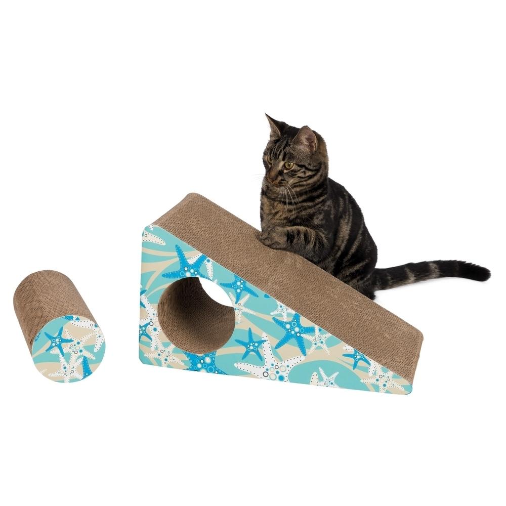 Trixie Kratzrampe Kratzspielzeug aus Wellpappe 48003
