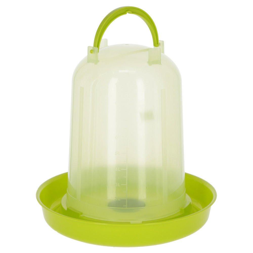 Kerbl Kunststoff-Tränke mit Stöpsel, 10 l, für Küken und Hühner