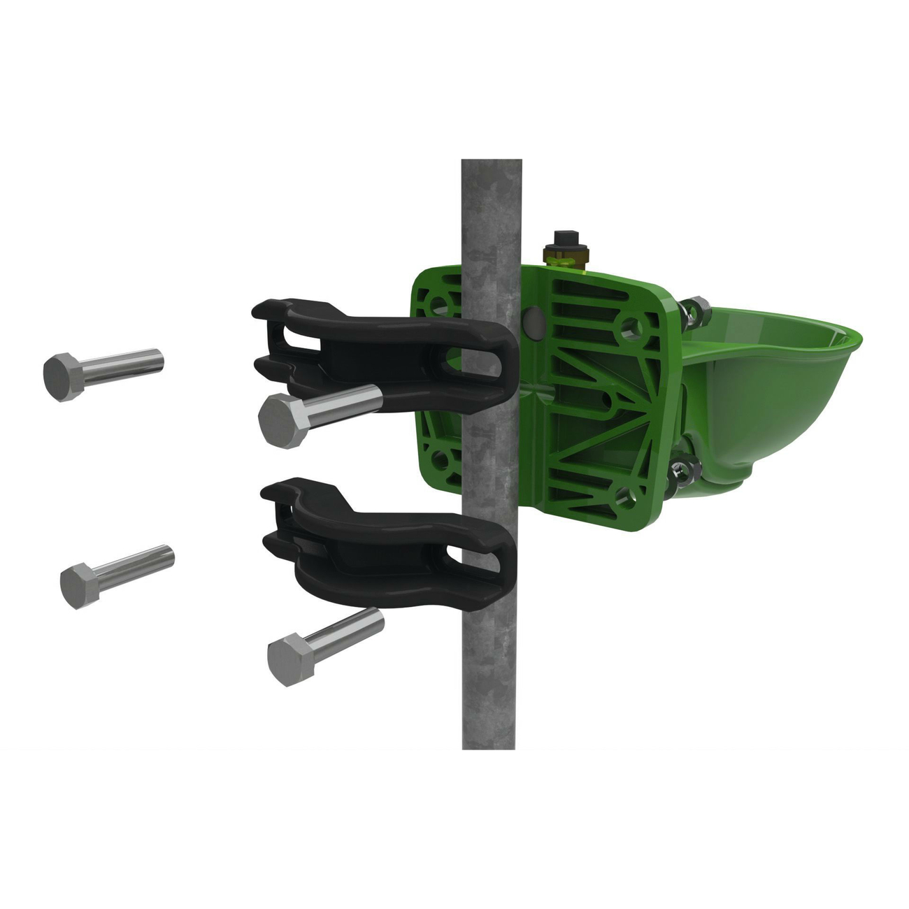 Kerbl Kunststofftränkebecken heizbar HP20, Bild 3