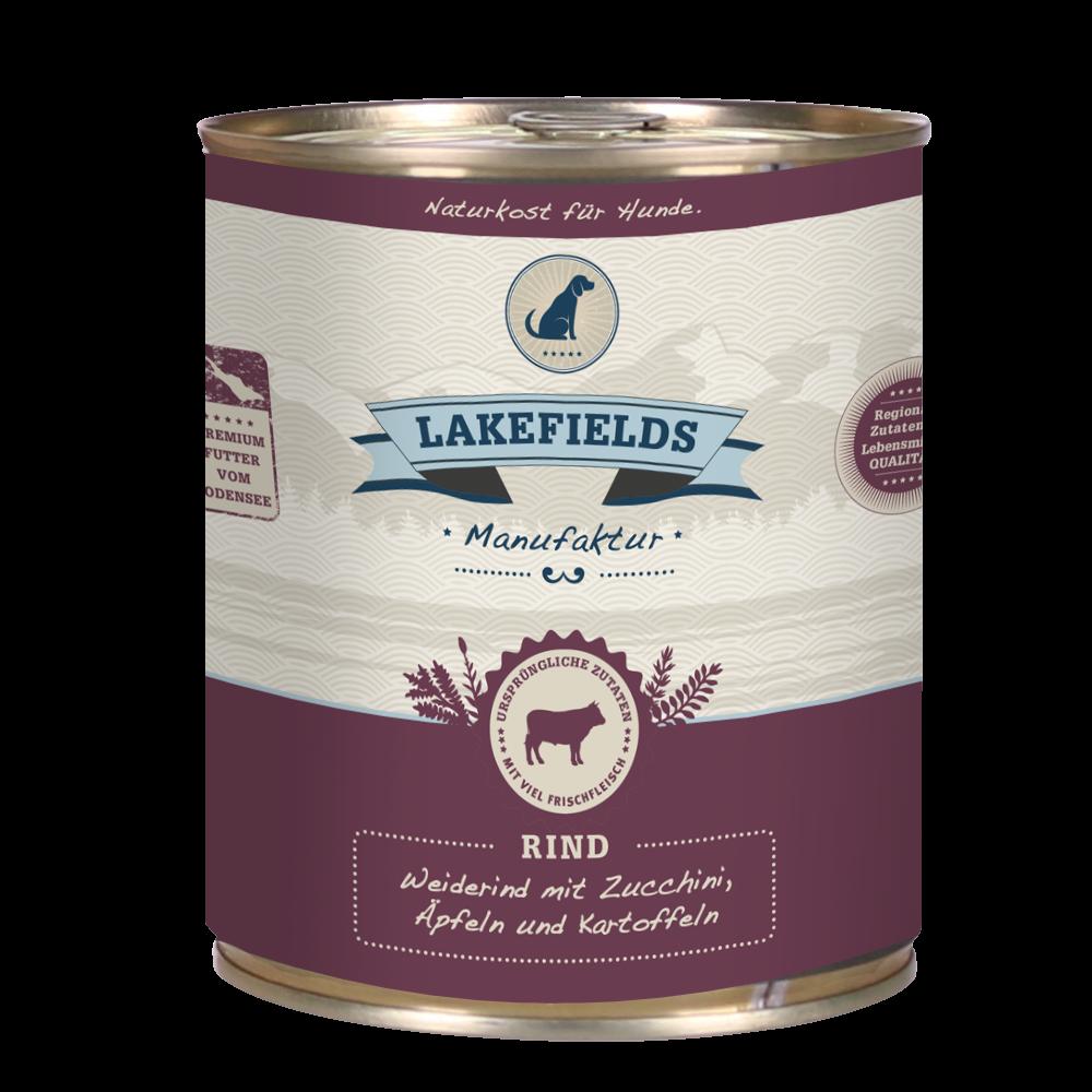 Lakefields Dosenfleisch-Menü Rind, Bild 4