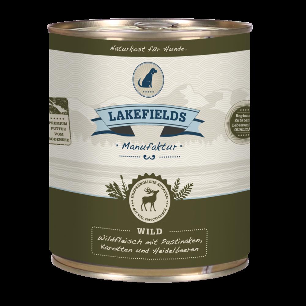 Lakefields Dosenfleisch-Menü Wild, Bild 4