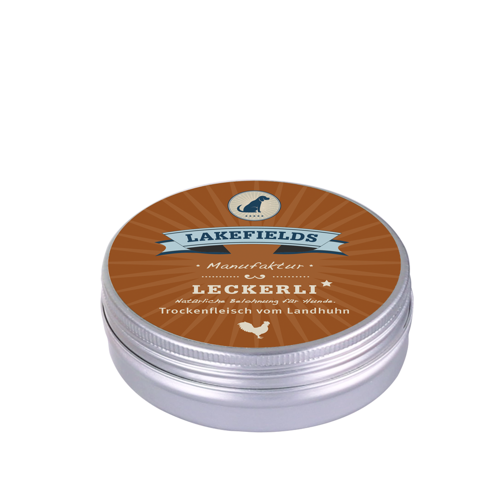 Lakefields Snacks Huhn, 50 g