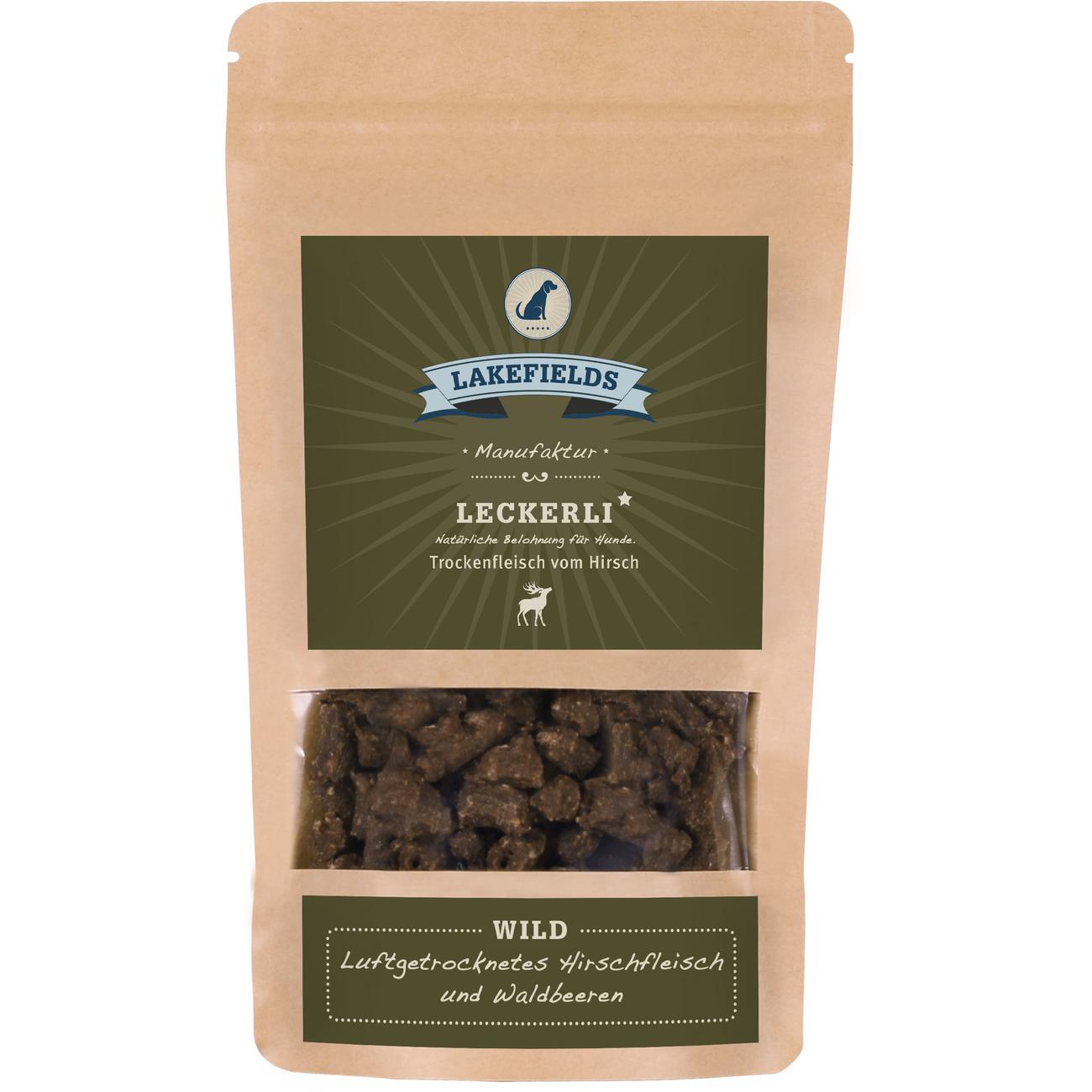 Lakefields Snacks Wild, 150 g