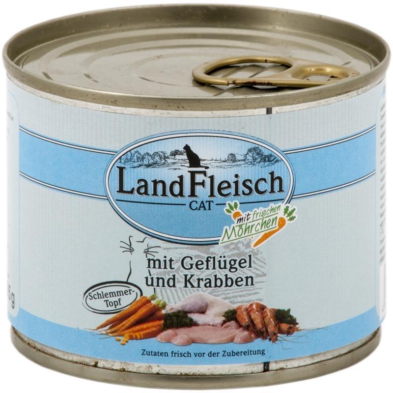 Landfleisch Cat Dose Schlemmertopf Katzenfutter