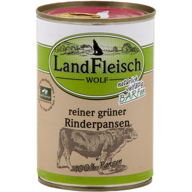 Landfleisch Wolf Hundefutter, Bild 4
