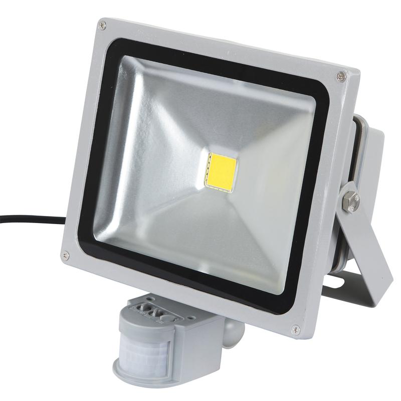 Kerbl LED Außenstrahler mit Bewegungsmelder Preview Image