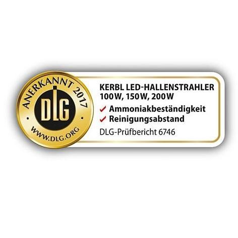 Kerbl LED Hallenstrahler, Modell 2017, Bild 3