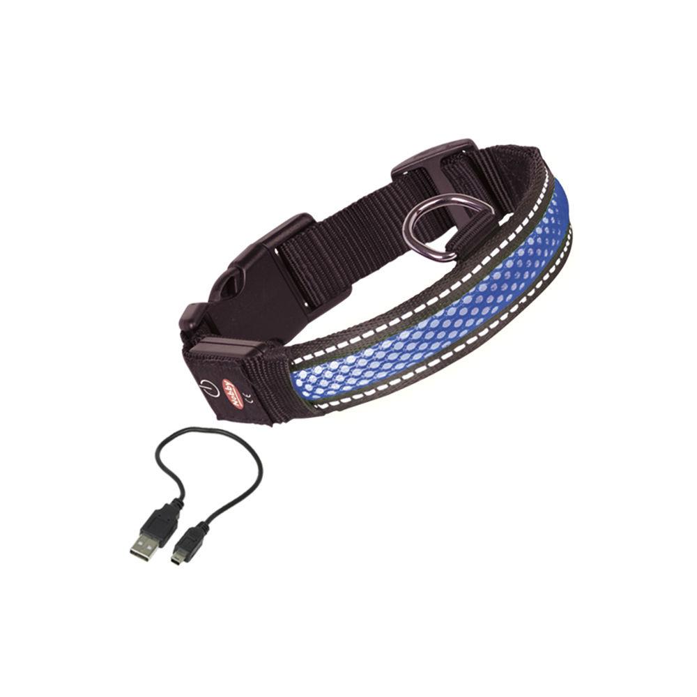 Nobby LED Leuchthalsband für Hunde FLASH MESH, Bild 3