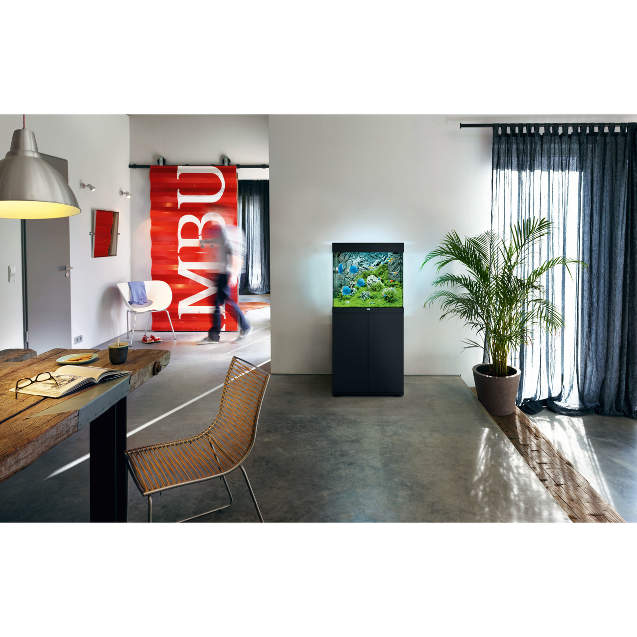 Juwel Lido 120 LED Aquarium mit Unterschrank, Bild 10