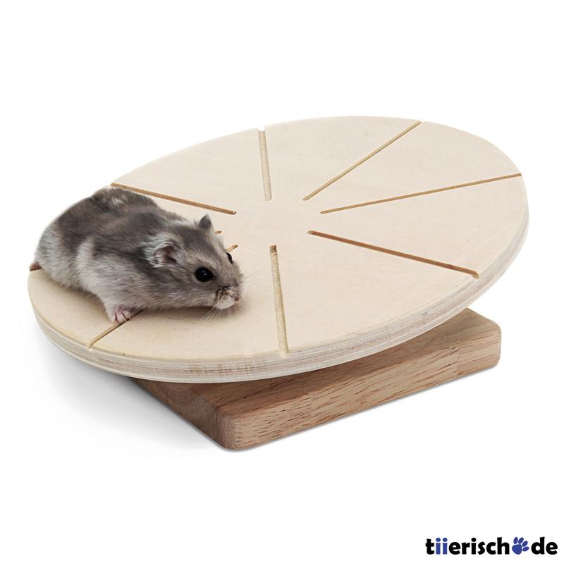 Living World Green Laufteller für Hamster und Mäuse