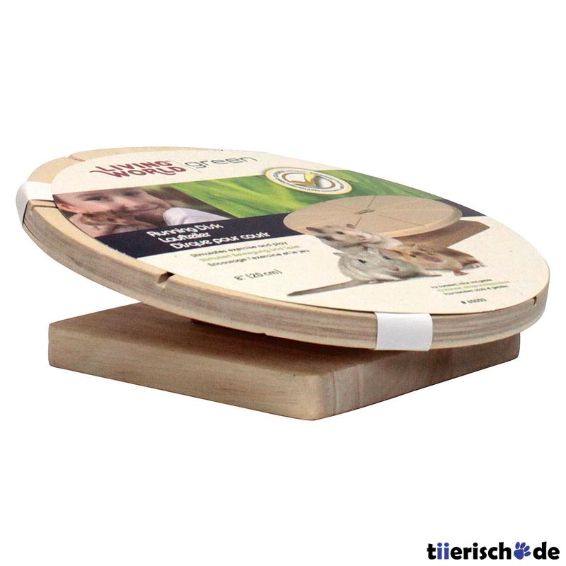 Living World Green Laufteller für Hamster und Mäuse, Bild 3