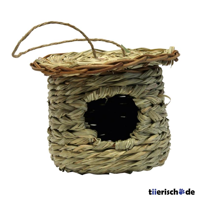 Living World Green Seegras Hütte für Kleintiere, Bild 4