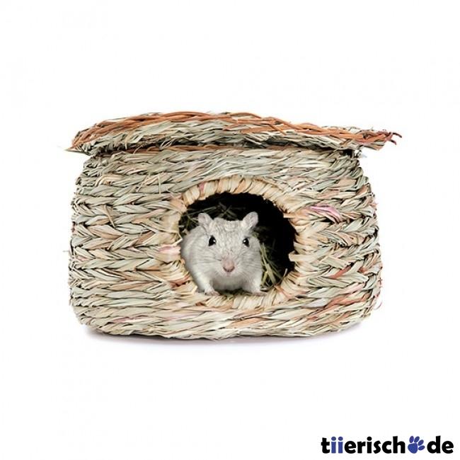 Living World Green Seegras Hütte für Kleintiere, Bild 2