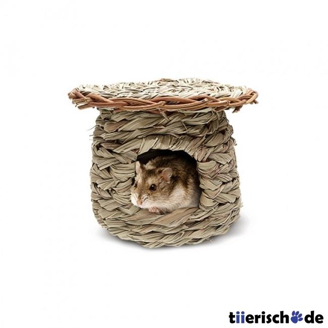 Living World Green Seegras Hütte für Kleintiere, Bild 3