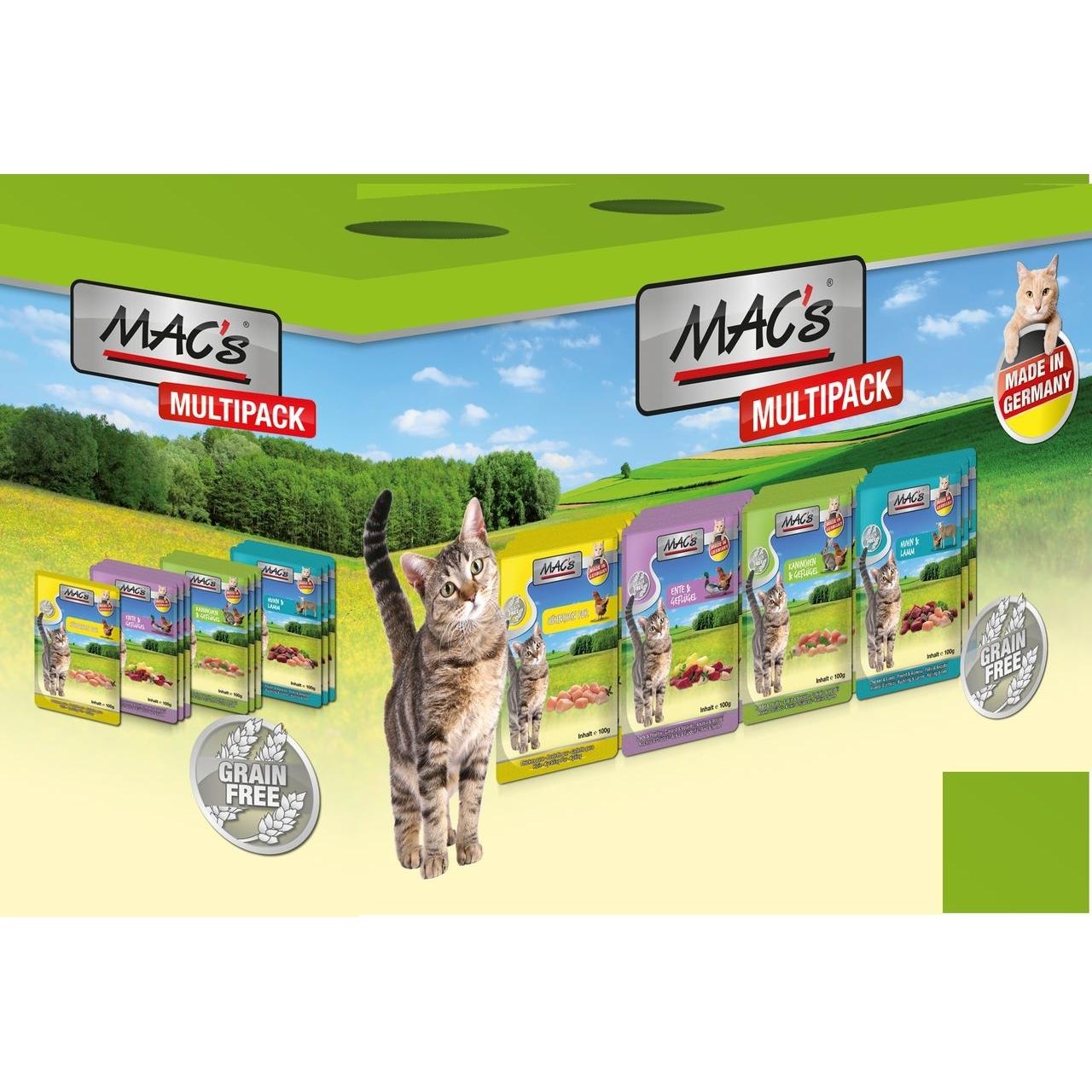 MACs Cat Nassfutter Pack Multipack Mischpaket, Bild 2
