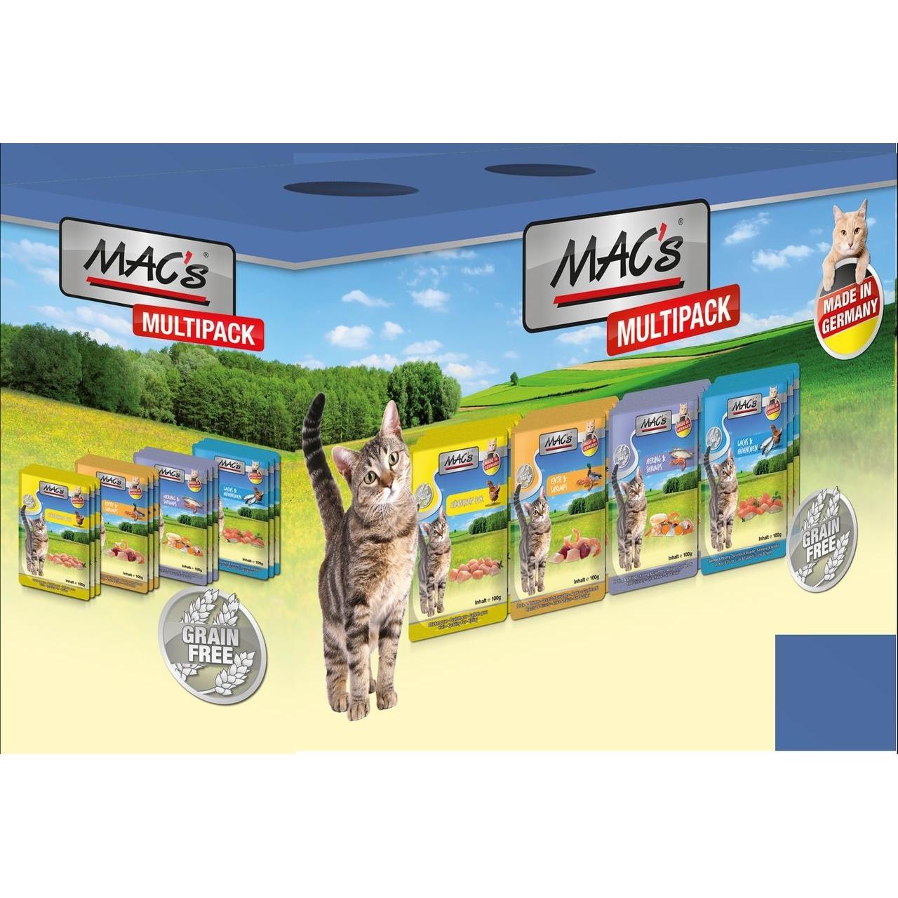 MACs Cat Nassfutter Pack Multipack Mischpaket, Bild 3