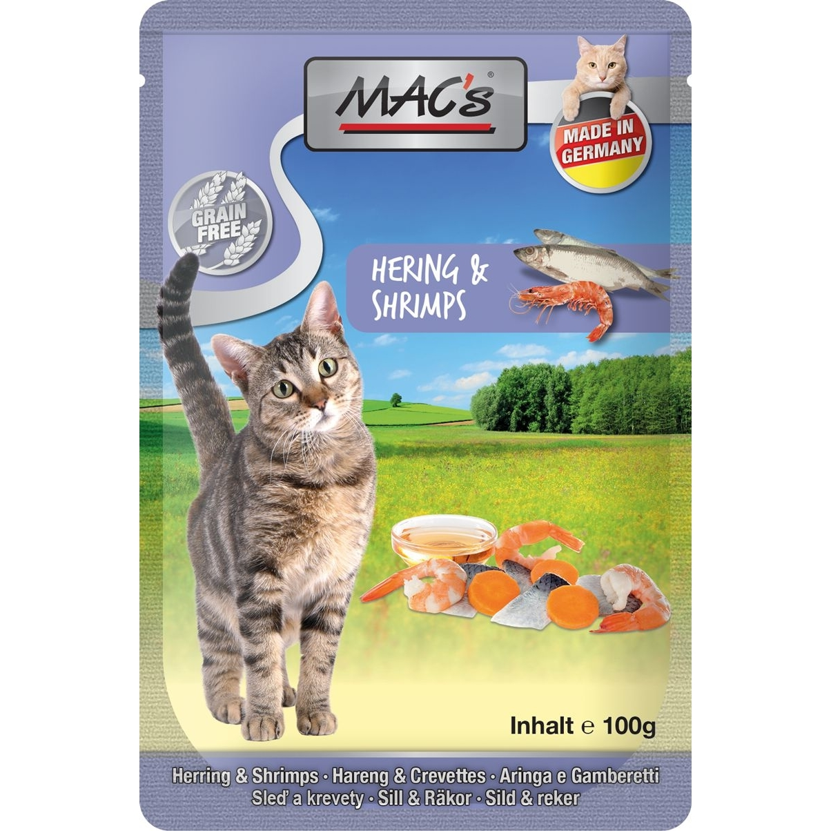 MACs Cat Pouch Pack Frischebeutel, Bild 3