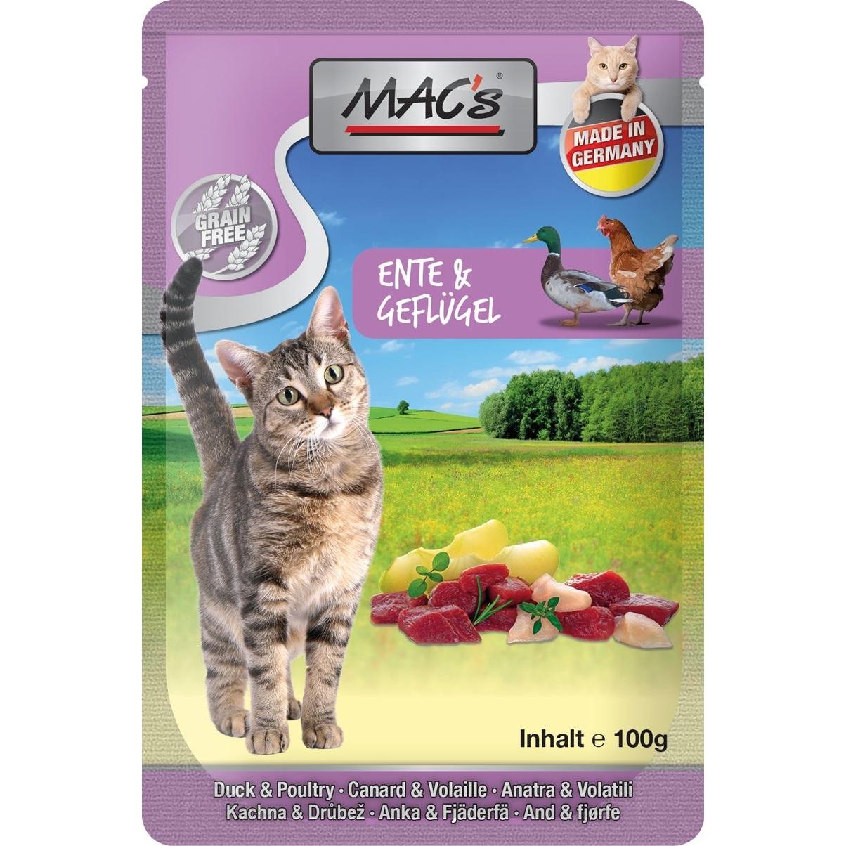 MACs Cat Pouch Pack Frischebeutel, Bild 7