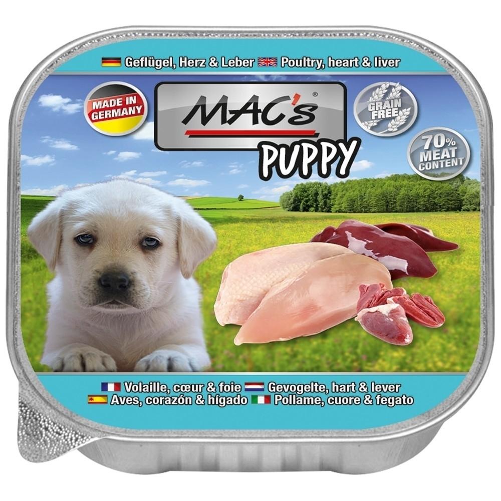 MACs Hundefutter Nassfutter Schale