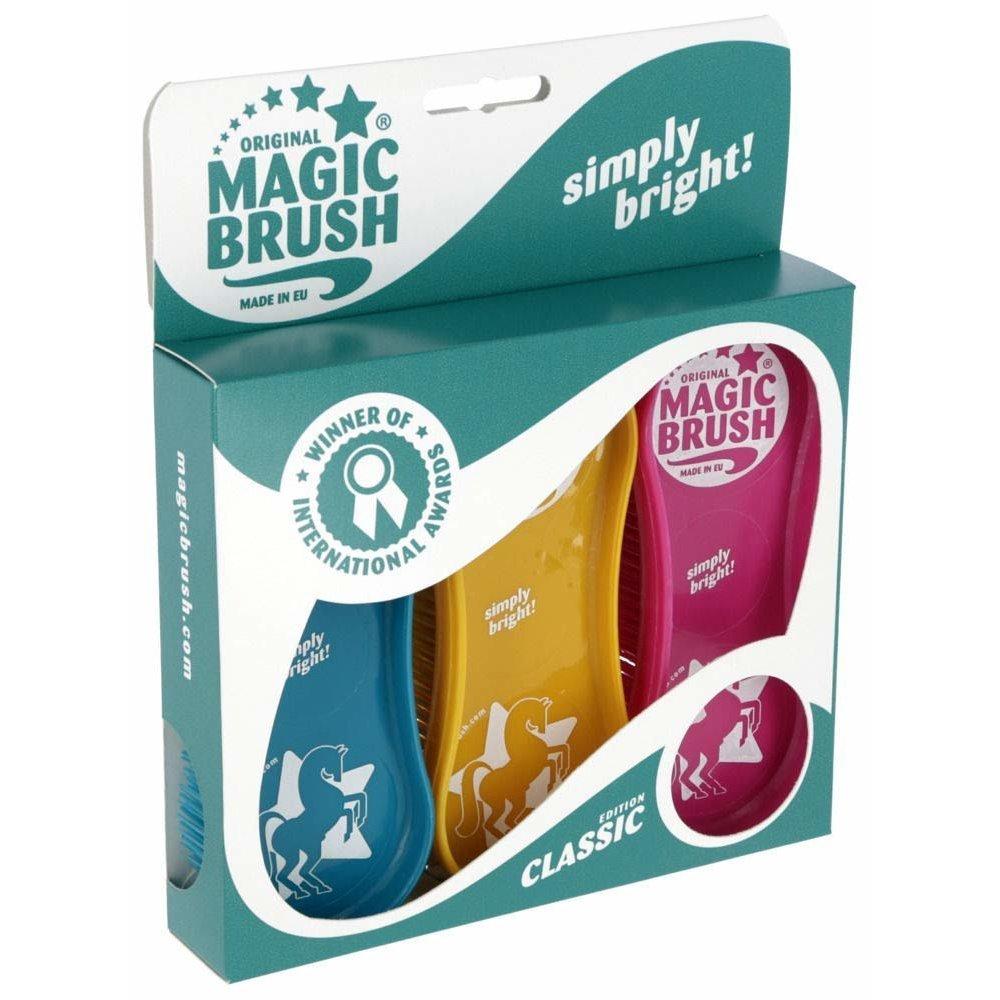 MagicBrush Pferdebürsten Set mit Soft Brush, Bild 3