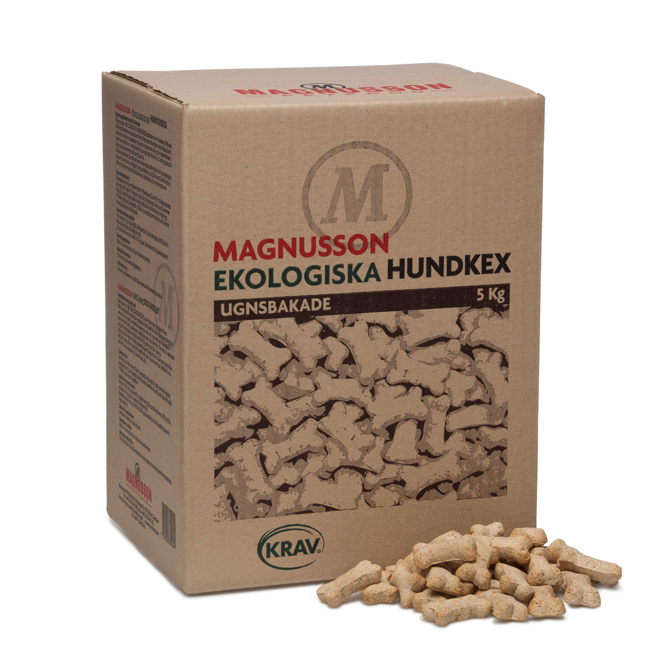 Magnusson Bio Hundekekse, 5 kg