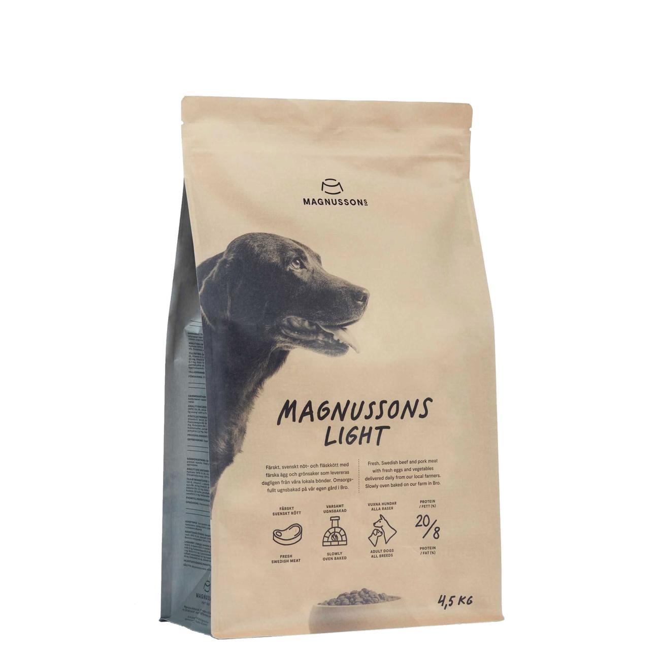 Magnusson Meat & Biscuit Light Hundefutter, Bild 2