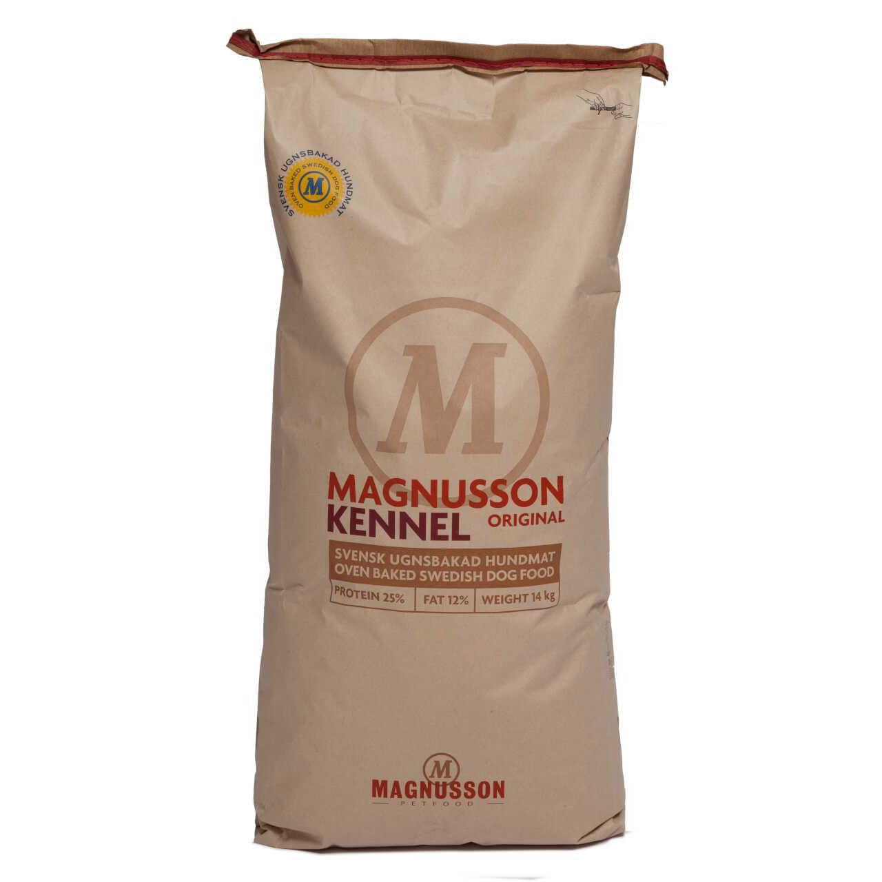 Magnusson Original KENNEL Hundefutter
