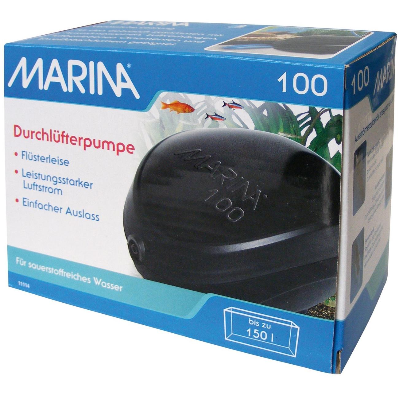 Hagen Marina Durchlüfterpumpe, 100 (8,4 x 6,5 x 11,5 cm)