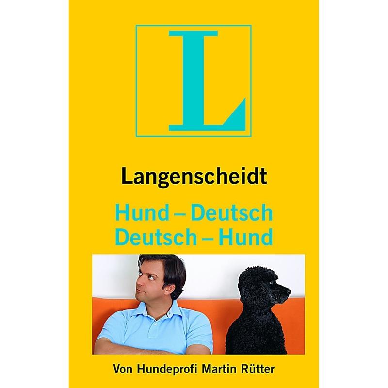 Langenscheidt Martin Rütter Hund-Deutsch Deutsch-Hund