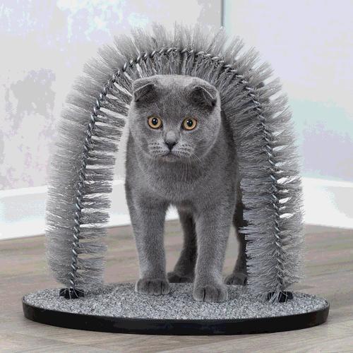 TRIXIE Massage- und Fellpflegebogen für Katzen 23130, Bild 2