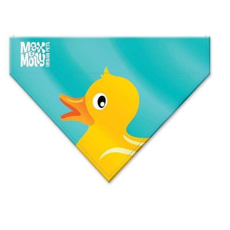 Max & Molly Bandana Ducklings, M/L: 17 x 12 cm
