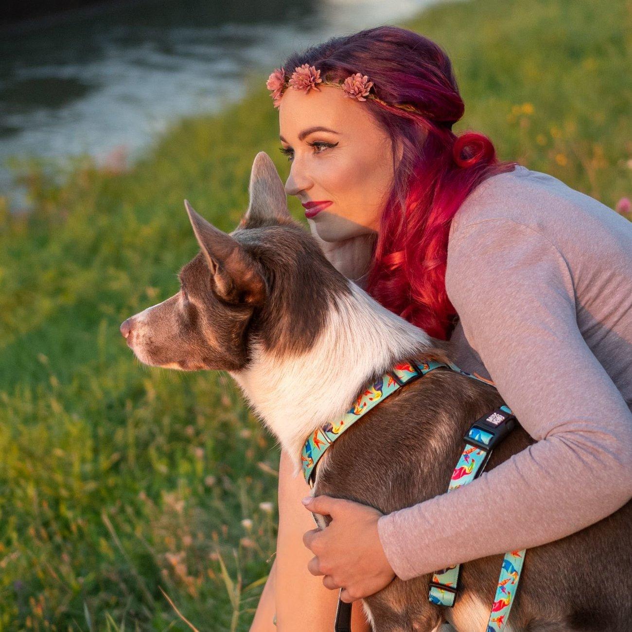 Max & Molly H-Geschirr Hunde Paradise, Bild 3