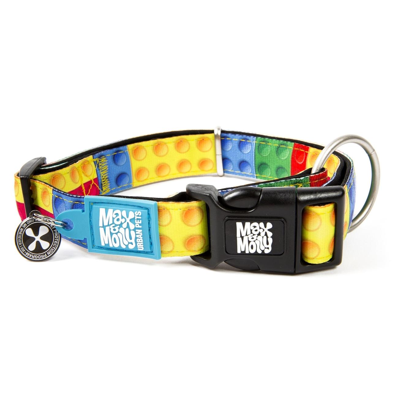 Max & Molly Smart ID Hundehalsband Playtime 2.0