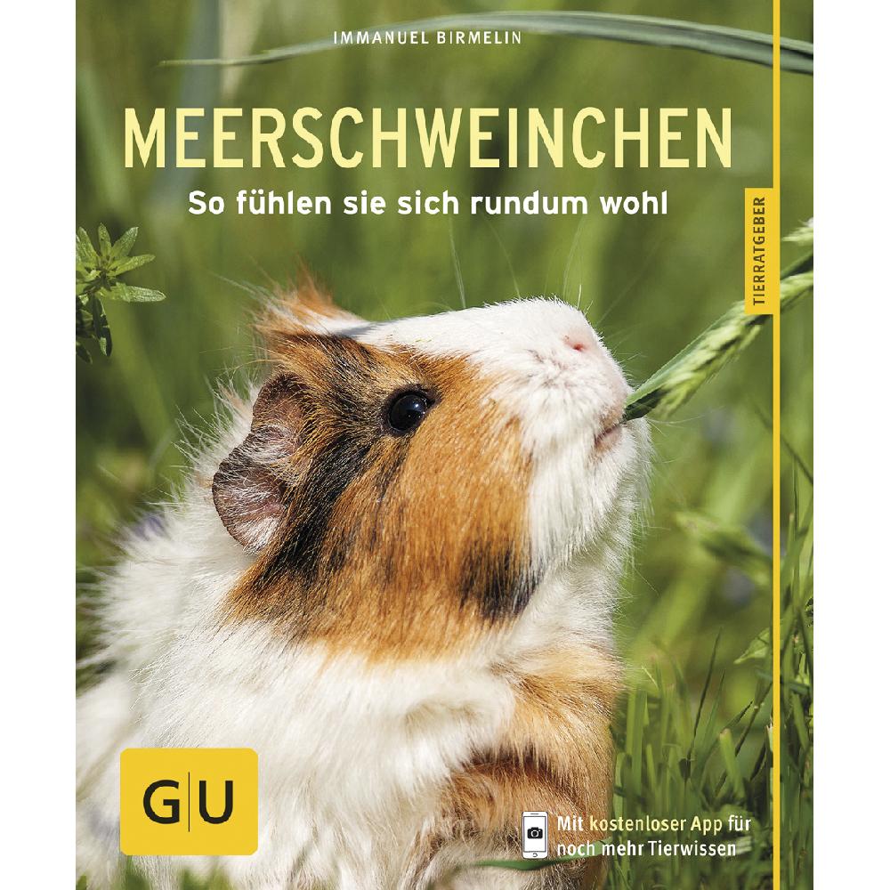 GU Verlag Meerschweinchen, So fühlen sie sich rundum wohl