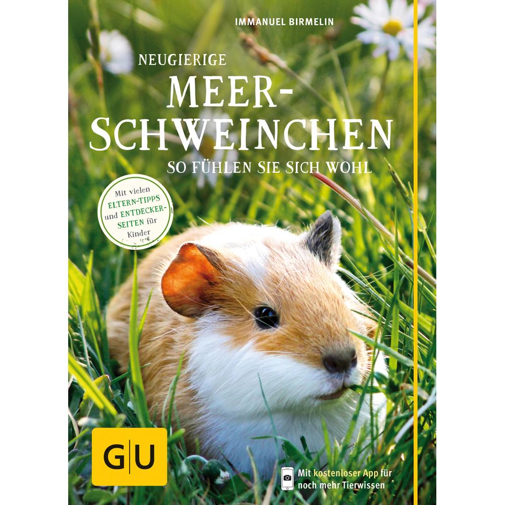 GU Verlag Meerschweinchen - So fühlen Sie sich wohl