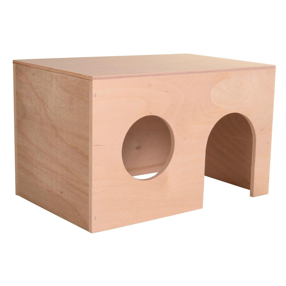 Trixie Meerschweinchenhaus, klein, 24,5 x 15 x 15,5 cm