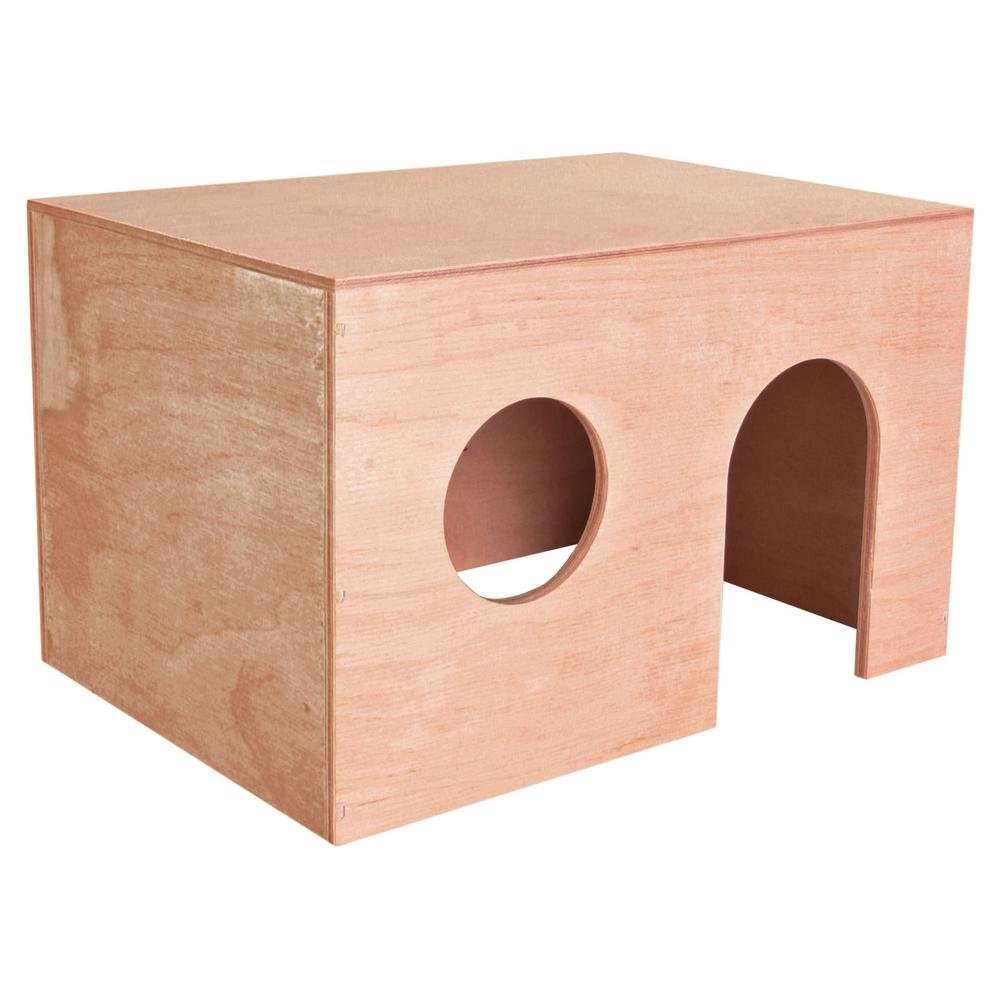 Trixie Meerschweinchenhaus, groß, 27,5 x 17 x 19 cm