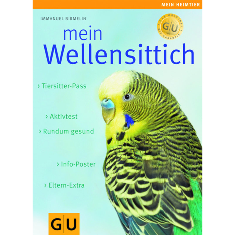 GU Verlag Mein Heimtier: Der Wellensittich
