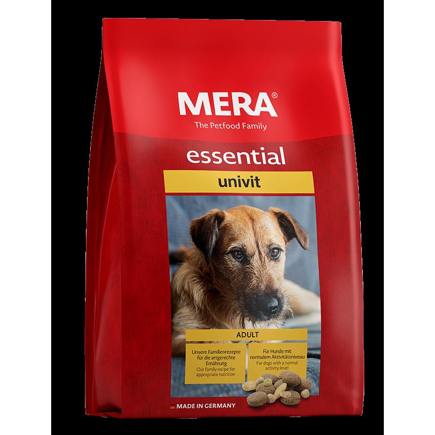 Mera Dog Essential Univit Hundefutter