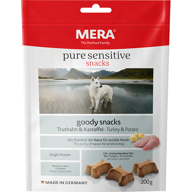 Mera Dog Pure Sensitive Goody Snack für Hunde, Bild 4