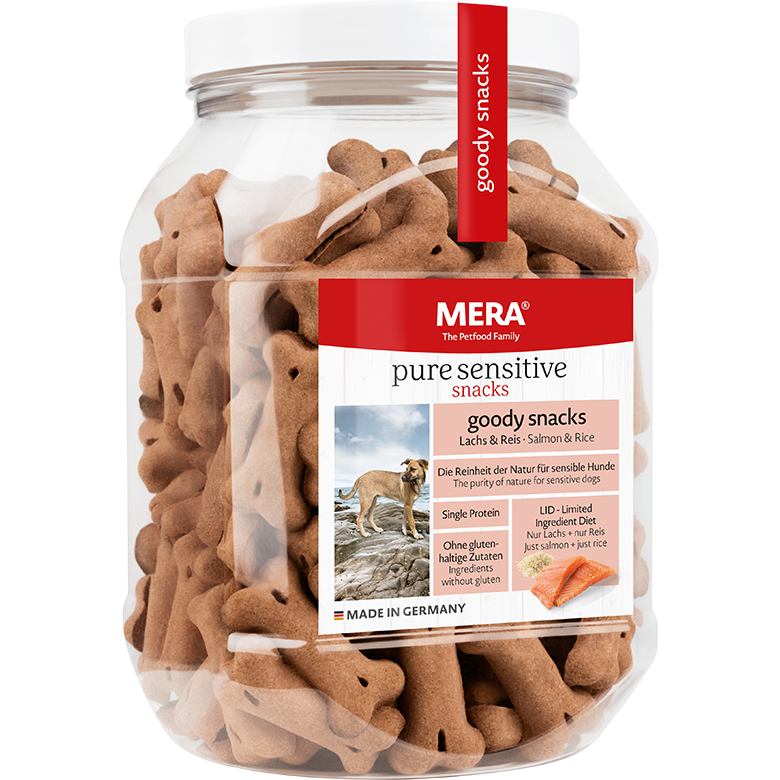 Mera Dog Pure Sensitive Goody Snack für Hunde, Bild 2